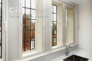 City Sound Secondary Glazing Casement (Hinged) Units Photos