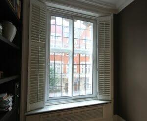 City Sound Secondary Glazing Commercial Grade System Photos