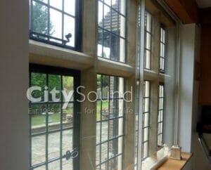 City Sound Secondary Glazing Horizontal Sliding Windows Photos