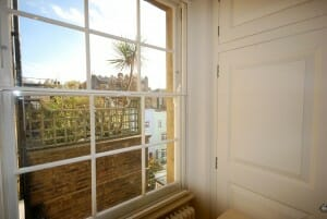 City Sound Secondary Glazing Low Profile Sash Kings Road