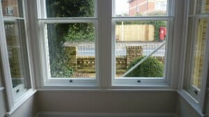 City Sound Secondary Glazing Sash Units Bay Windows London
