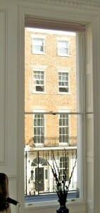 City Sound Secondary Glazing Single Sash Window Gloucester Road