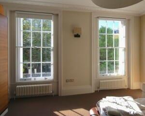 City Sound Secondary Glazing Sliding Sash Windows Notting Hill London