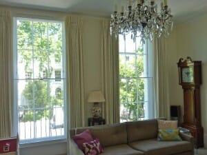 City Sound Secondary Glazing Traditional Victorian Sash London