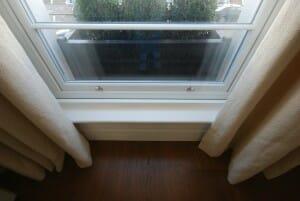 City Sound Secondary Glazing Vertical Window London