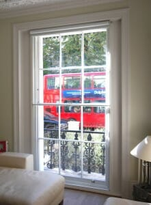 City Sound Secondary Glazing Victorian Windows Chepstow Road