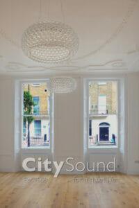 01. Secondary sash windows fitted over period windows (Islington, London)