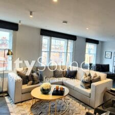 03. Secondary sash windows fitted in a large scale commercial project, luxury apartments (Great Portland Street, W1, London)