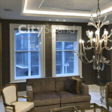 04. Secondary sash windows fitted in a high specifcation refurbishment (Knightbridge, London)