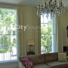 12. Secondary sash windows fitted to period Victorian Sash windows (Belgravia, London)