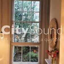 29. Secondary sash windows (Hoxton, London)