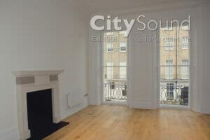 32. Secondary sash windows fitted over period windows (Islington, London)