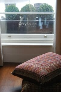 43. Secondary sash window fitted (London)