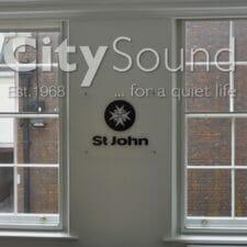 44. Secondary sash windows fitted for St John Ambulance Head quarters (Clerkenwell, London)