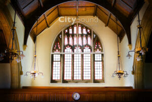 08. Sliding windows and gothic arches done in a Church. For thermal insulation (London) (2)