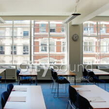 12. Large sliding windows fitted over original Crittal WIndows (Central London)
